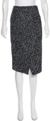 Proenza Schouler Textured Knee-Length Skirt w/ Tags
