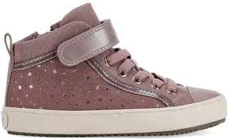 Geox Kid's Kalispera High-Top Sneakers