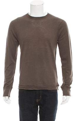 Inhabit Rib Knit Crew Neck Sweater w/ Tags