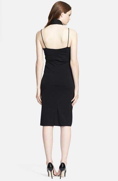 Alexander Wang Scarf Neck Camisole Dress
