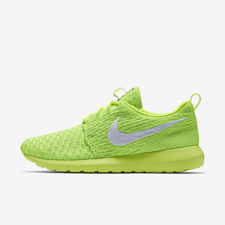 Nike Roshe Flyknit NM Women's Shoe $120 thestylecure.com