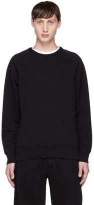 Saturdays NYC Black Simon Sweatshirt