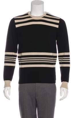 Todd Snyder Striped Crew Neck Sweater