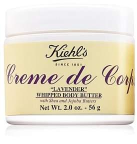 Kiehl's Holiday Crà ̈me De Corps Whipped Body Butter Lavendar