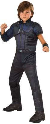 Rubie's Costume Co Rubie's Costumes Deluxe Hawkeye Muscle Chest Costume (Little Boys & Big Boys)