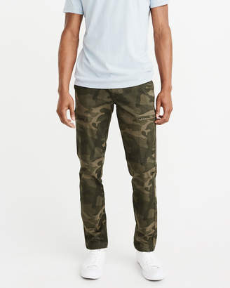 Abercrombie & Fitch Skinny Military Pants