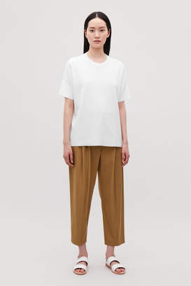 Cos WIDE-CUT KNITTED TOP