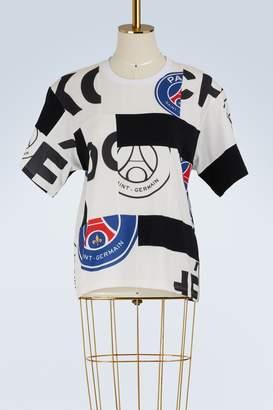 Koché PSG logo cotton T-shirt