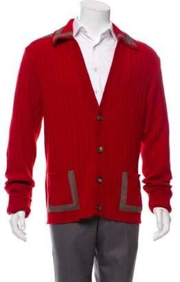 Etro Wool & Angora Cardigan wool Wool & Angora Cardigan