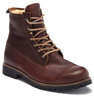 Blackstone IM 12 Plain Toe Boot with Genuine Shearling (Men)