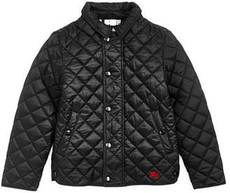 Burberry Boys' Lyle Quilted Jacket - Little Kid, Big Kid