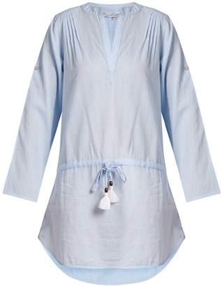 HEIDI KLEIN Corsica cotton tunic $218 thestylecure.com