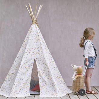Nobodinoz Rowen & Wren Immy Pink Sparks Teepee, Designed