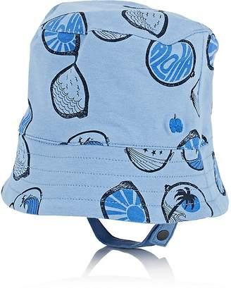 The Bonnie Mob Infants' Sunglasses-Print Stretch-Cotton Bucket Hat
