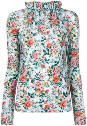 Golden Goose floral print blouse