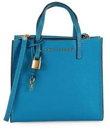 Marc Jacobs Mini Grind Leather Tote