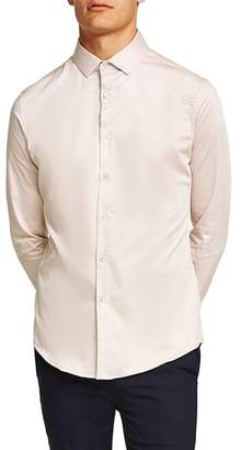 Topman Stretch Smart Shirt