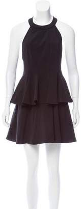 Elizabeth and James Tiered Racerback Dress
