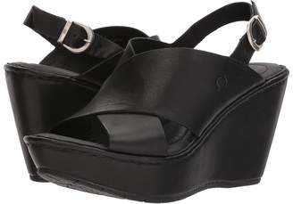 Børn Emmy II Women's Wedge Shoes