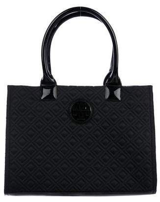 Tory Burch Quilted Mini Ella Tote