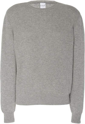 eidos Waffle-Knit Sweater