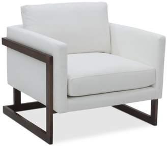 Magnolia Wood Frame Chair