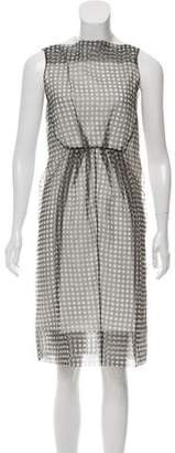 Marc Jacobs Checkered Casual Dress w/ Tags