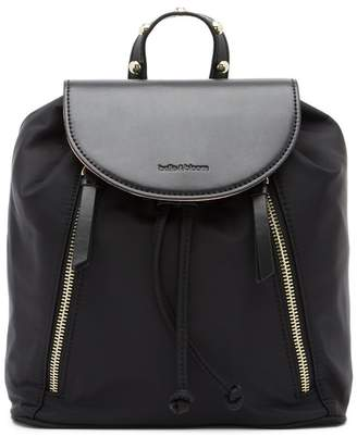 Belle & Bloom Kenzo Nylon & Leather Backpack