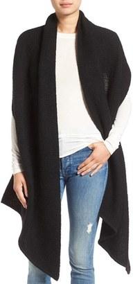 Women's Rebecca Minkoff Asymmetrical Wrap Scarf $98 thestylecure.com