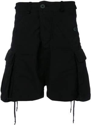 11 By Boris Bidjan Saberi cargo pocket shorts