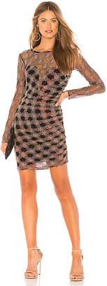 h:ours Milana Mini Dress