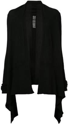 Rick Owens draped cardigan