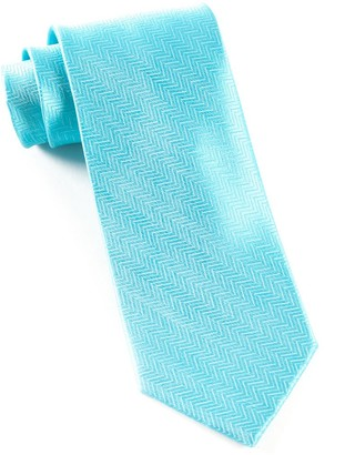 The Tie Bar Herringbone