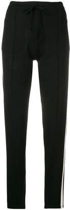 Etoile Isabel Marant slim fit track trousers