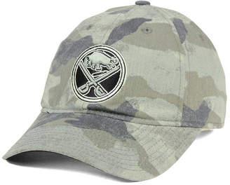 adidas Buffalo Sabres Camo Slouch Cap