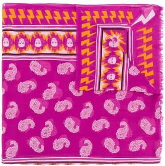 Zadig & Voltaire Bindi paisley print scarf