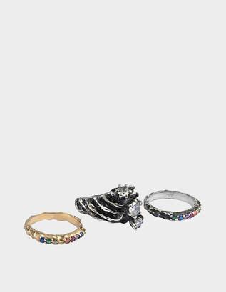Voodoo Jewels Anemone ring