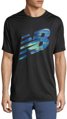 New Balance Men's Accelerate Graphic T-Shirt