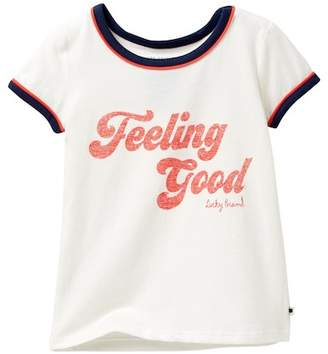 Lucky Brand Evie Tee (Little Girls)