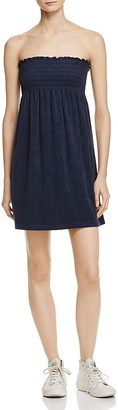 Juicy Couture Black Label Microterry Strapless Dress - 100% Exclusive $118 thestylecure.com