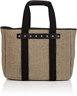 Barneys New York Women's Woven Raffia Tote Bag