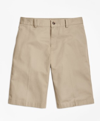 Brooks Brothers Boys Advantage Chino Shorts