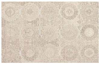 Pottery Barn Kendyl Tufted Rug - Khaki