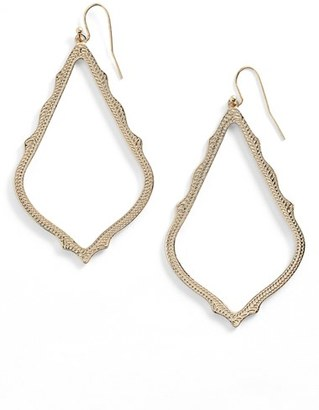Women's Kendra Scott 'Sophee' Textured Drop Earrings $55 thestylecure.com