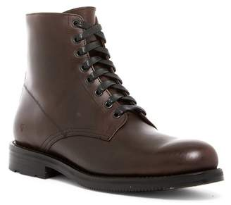 Frye Brayden Plain Toe Boot