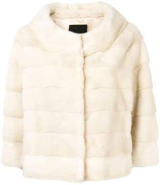 Liska Angelina short fur jacket