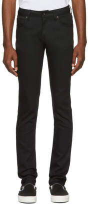 Naked & Famous Denim Denim Black Power Stretch Jeans