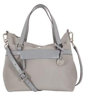 Lodis In the Mix Under Lock and Key Miriam Leather Satchel