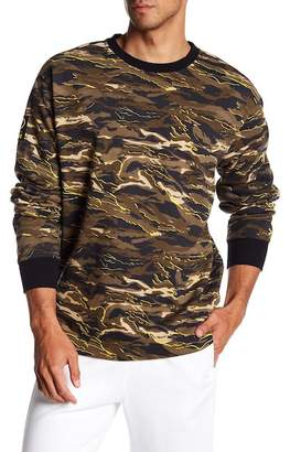 Puma X XO Oversize Crew Neck Sweatshirt