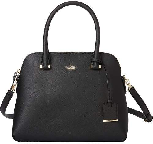 Kate Spade Cameron Street Maise Satchel - BLACK - STYLE